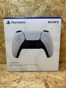 1 X SONY PS5 CONTROLLER / RRP £49.99