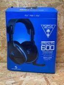 1 X TURTLE BEACH STEALTH 600 (GEN1) PS4 HEADSET / RRP £64.99