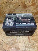 1 X CAMPARK T80 20 MEGAPIXEL WILDLIFE CAMERA / RRP £49.99