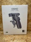1 X DJI OSMO MOBILE 3 COMBO / RRP £99.99