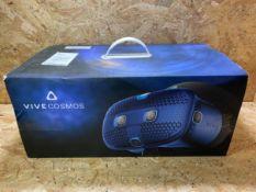 1 X HTC VIVECOSMOS VR HEADSET / RRP £699.99