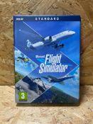 1 X PC STANDARD MICROSOFT FLIGHT SIMULATOR / RRP £59.99