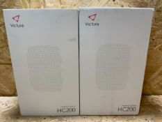 2 X VICTURE HC200 HUNTING CAMERAS / COMBINED RRP £141.98