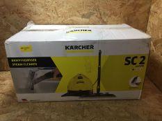 1 X KARCHER SC2 EASY FIX STEAM CLEANER / RRP £149.99