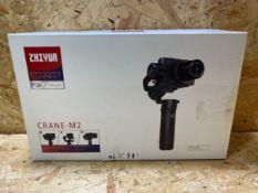 1 X ZHIYUN CRANE-M2 / RRP £199.99