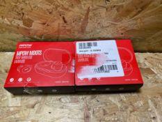 2 X MPOW MDOTS WIRELESS EARPUDS / COMBINED RRP £99.98