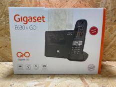 1 X GIGASET E630 A GO / RRP £99.99