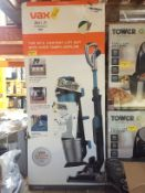 1 X VAX AIRLIFT STEERABLE PET HOOVER / RRP £119.99