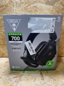 1 X TURTLE BEACH XBOX ONE STEALTH 700 GEN 2 GAMING HEADSET / RRP £129.99