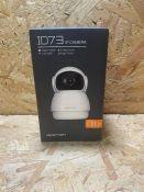 1 X APEMAN 1080P ID73 IP CAMERA / RRP £39.99
