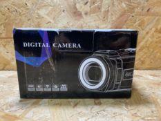 1 X 4K DIGITAL CAMERA / RRP £79.99