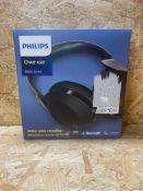 1 X PHILIPS OVER EAR 8000 SERIES HEADPHONES / RRP £129.99