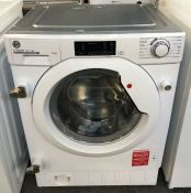HOOVER H-WASH 300 HBWS 48D1E-80 INTEGRATED WASHING MACHINE