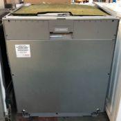 BOSCH SERIE 6 SMV68MD01G FULLY INTEGRATED DISHWASHER