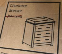 JOHN LEWIS CHARLOTTE OAK DRESSER