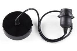 1 X LA REDOUTE BAULIND CEILING LIGHT CABLE / GRADE A / RRP £40.00