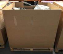 1 x PALLET TO CONTAIN 4 x CLEVERSPA HOT TUBS - RRP £1,684.34