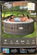 1 x CLEVERSPA MAEVE 6 PERSON HOT TUB - RRP £524.12