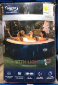 1 x CLEVERSPA BELIZE 6 PERSON HOT TUB - RRP £556.24