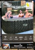 1 x CLEVERSPA MIA 6 PERSON HOT TUB - RRP £944