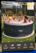 1 x CLEVERSPA MIA 4 PERSON HOT TUB - RRP £413.7