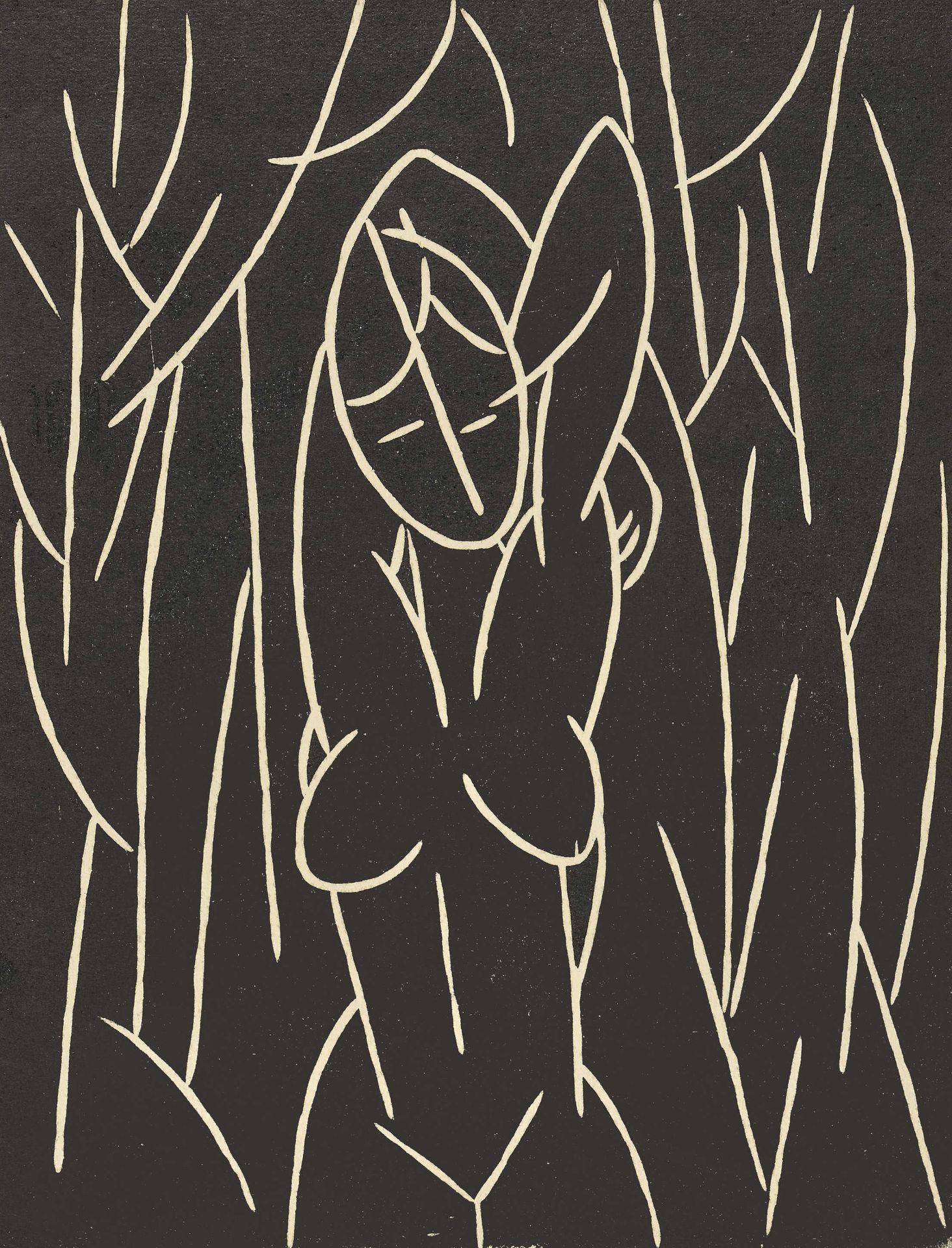HUF, FRITZ: Femme. - Bild 2 aus 2