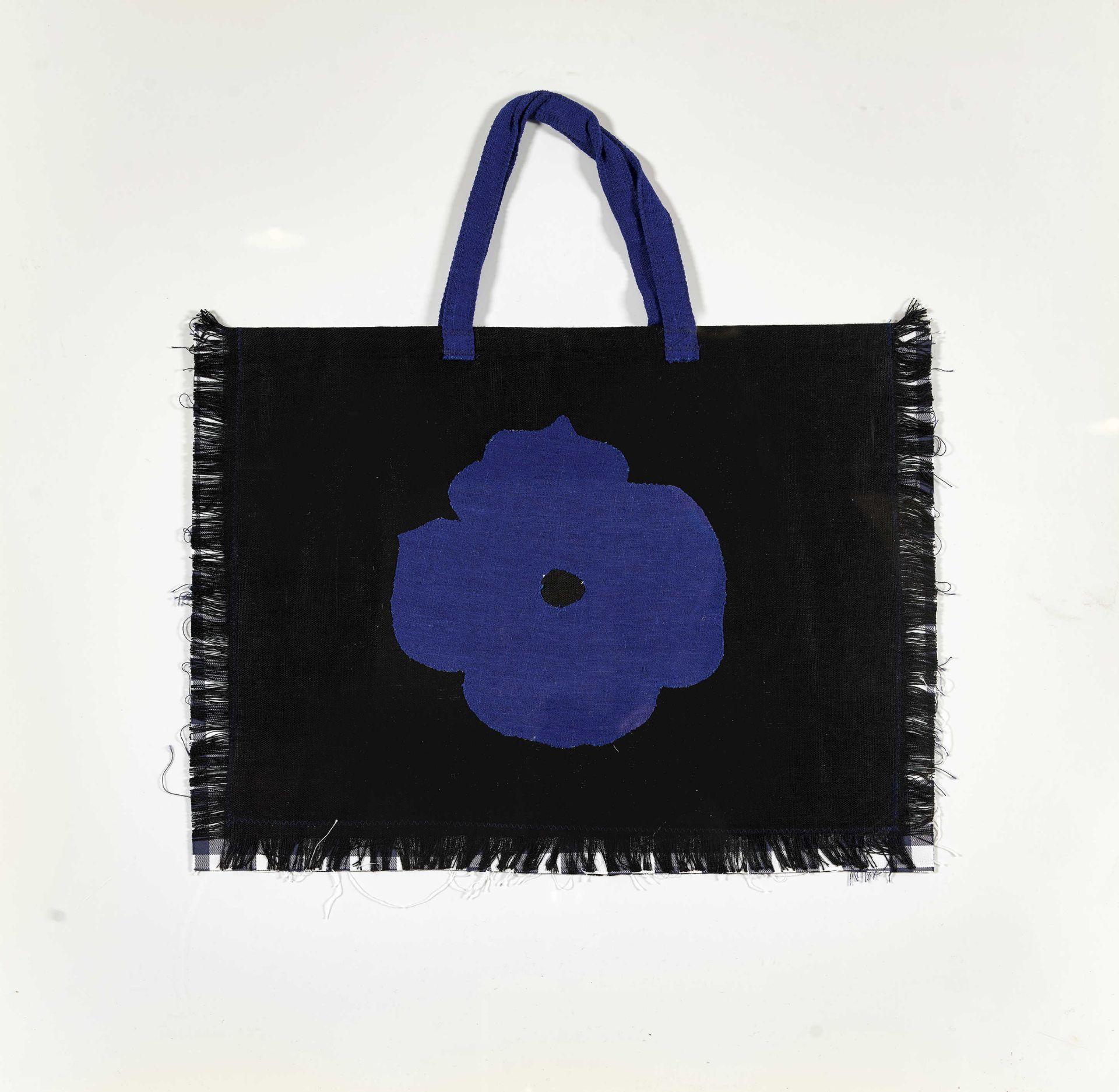 SULTAN, DONALD: Handtasche. - Bild 2 aus 2