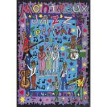 """RIZZI, JAMES: """"Montreux Jazz Festival 1997""""."""