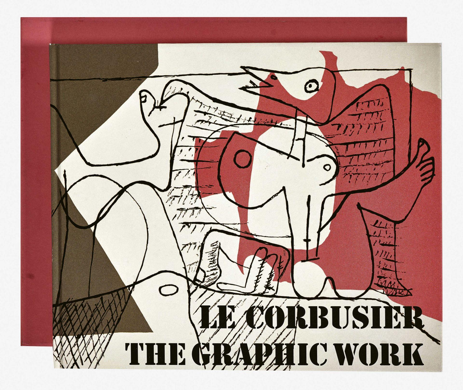 "LE CORBUSIER (EIGTL. JEANNERET, CHARLES-ÉDOUARD): ""Le Corbusier. The Graphic Work""."