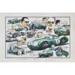"SIMON, DENNIS: ""Aston Martin's 1959 World Championship""."