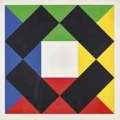 BILL, MAX: Geometrische Figuren.