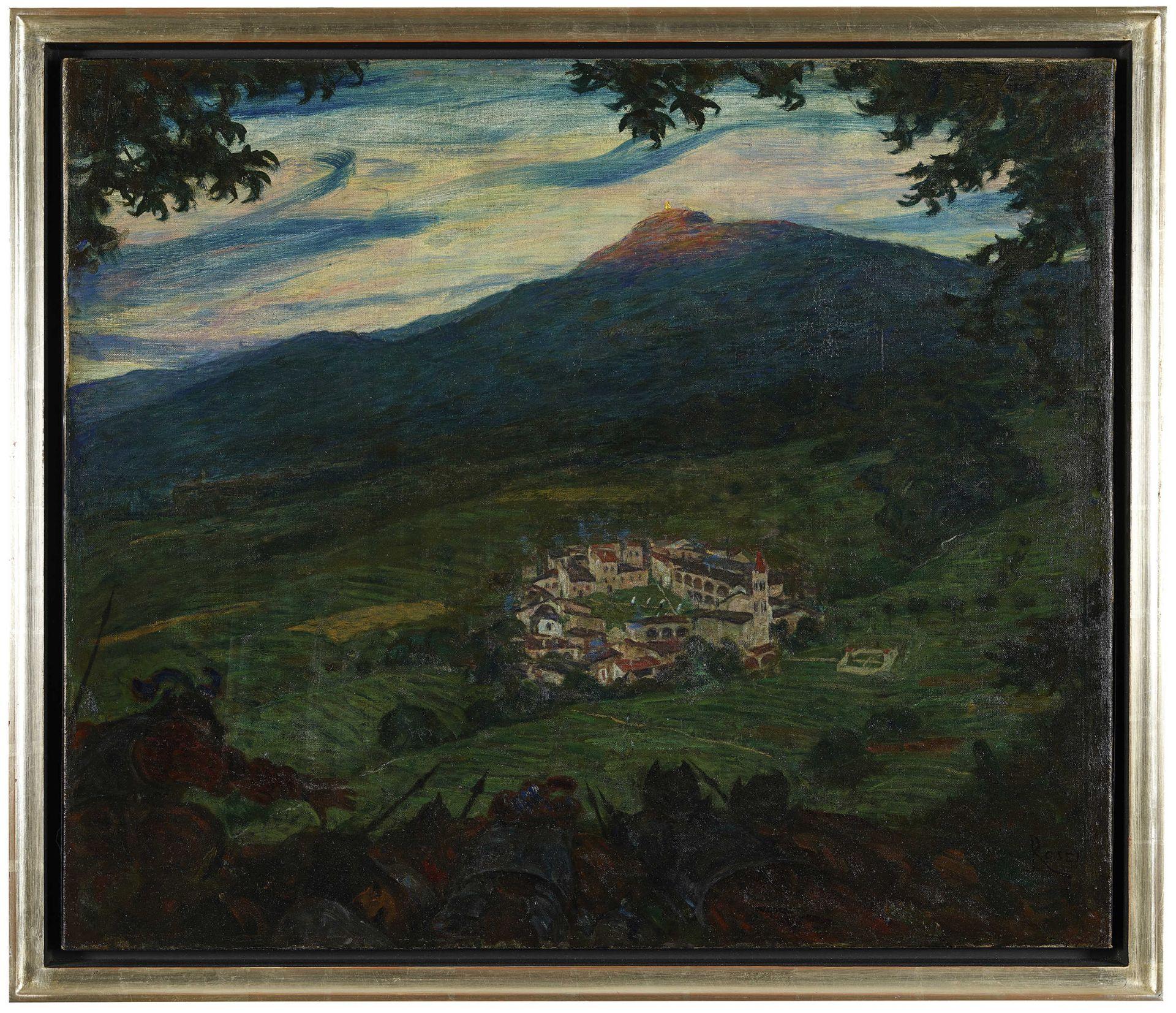 """ROSSI, LUIGI: """"L'agguato"""". - Image 2 of 4"""