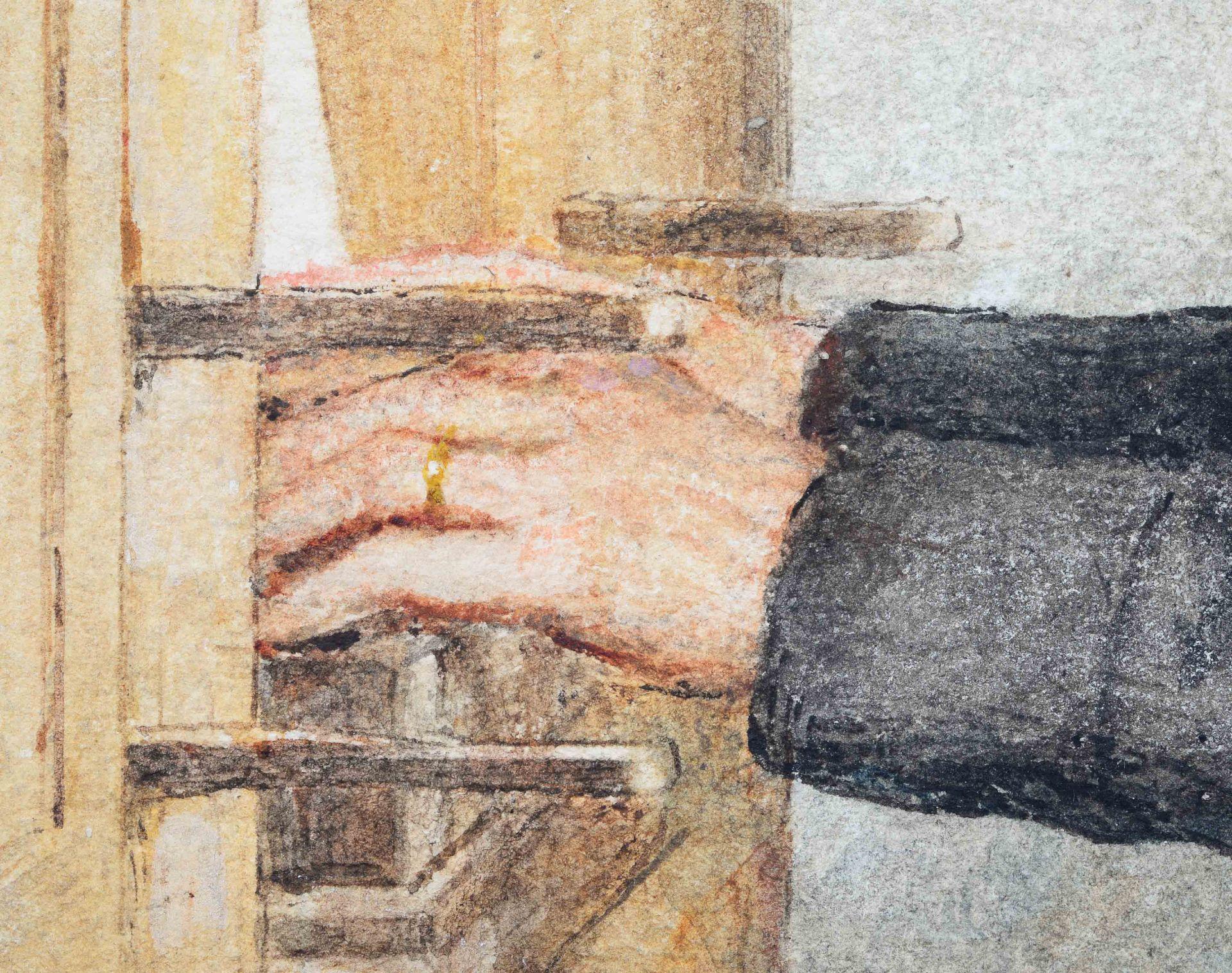 ANKER, ALBERT: Der Organist. - Image 6 of 6