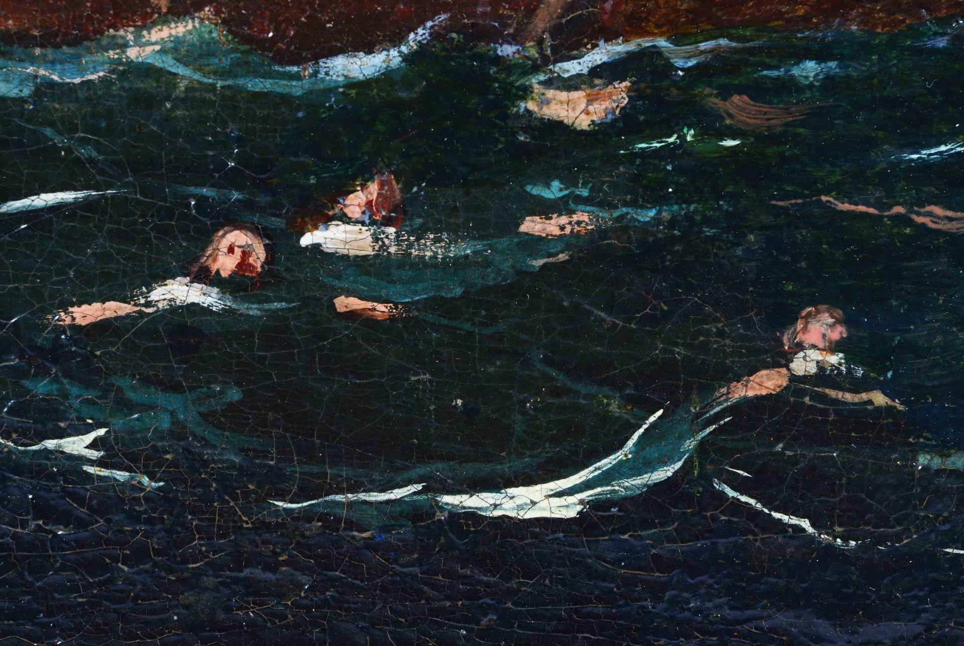KAUW, ALBRECHT I: Die Seeschlacht. - Image 10 of 13