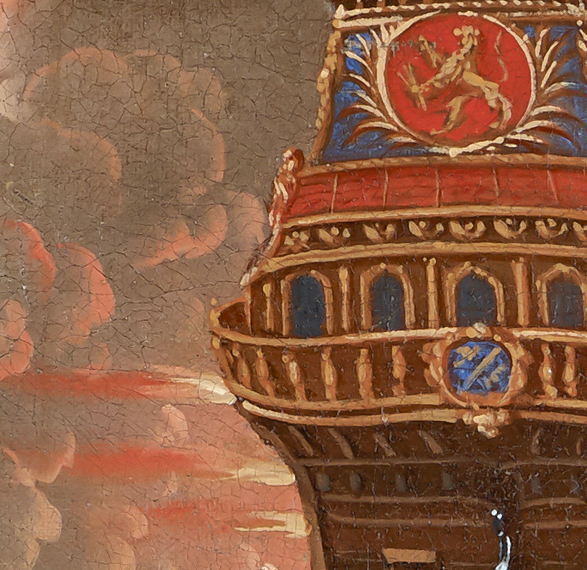 KAUW, ALBRECHT I: Die Seeschlacht. - Image 8 of 13