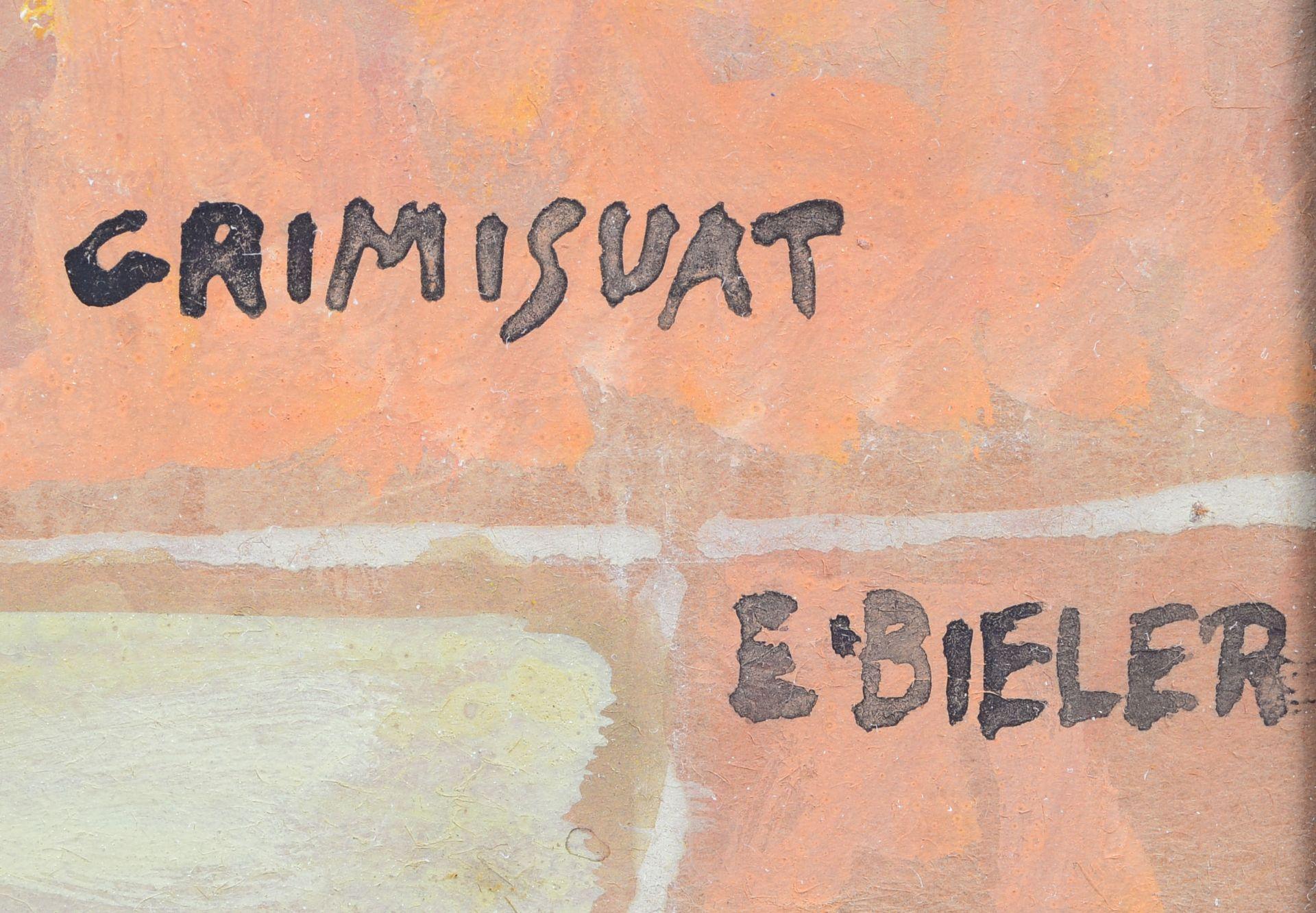 """BIÉLER, ERNEST: """"Grimisuat"""". - Image 3 of 4"""