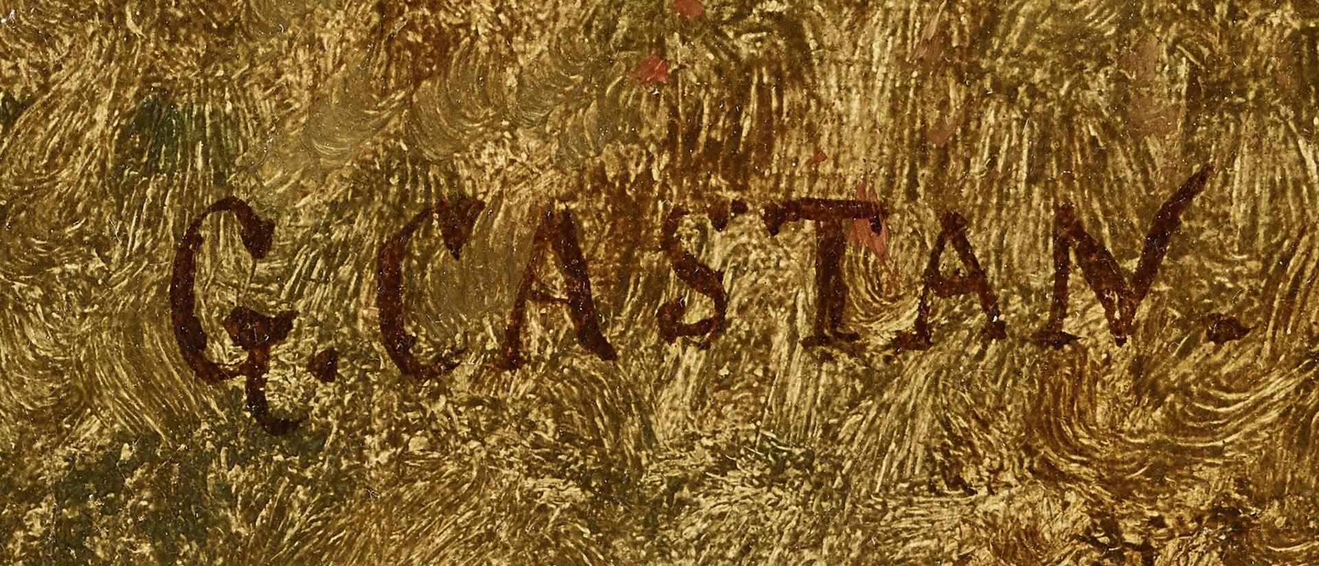 CASTAN, GUSTAVE EUGÈNE: Sous-bois. - Image 4 of 4