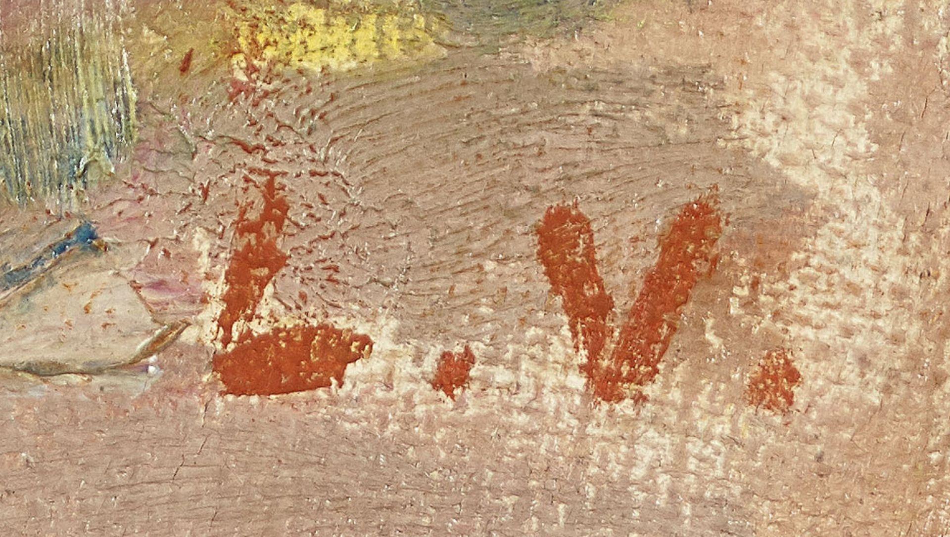 """VALTAT, LOUIS: """"Promeneuses au bord de l'eau, environs de Paris"""". - Image 4 of 6"""