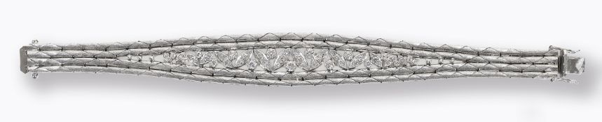 BRILLANT-BRACELET: Bucherer.