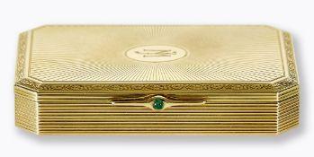 MINAUDIERE: Cartier.