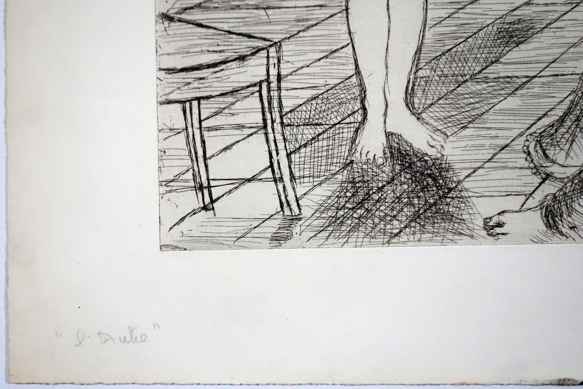Paul Delvaux (1897–1994) La chambre (1969) - Bild 4 aus 4