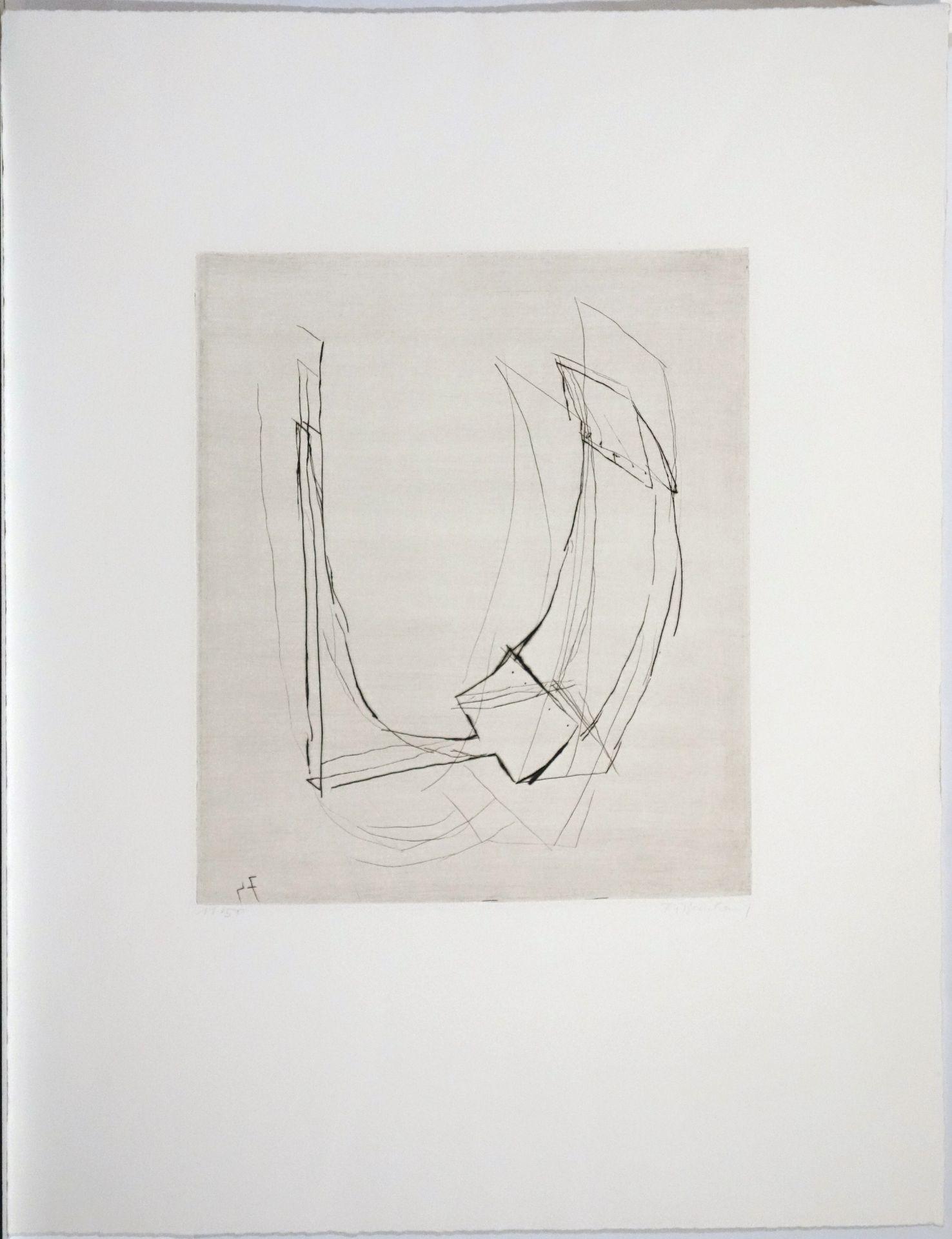 Franz Bernhard (1934–2013) Ohne Titel (1974)