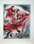 Salvador Dali (1904–1989) An den Ufern der Freiheit (1968)