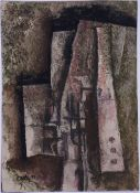 Heinz Drache (1929–1989) Ohne Titel (1973)