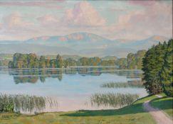 Walter Einbeck (1890–1968) Chiemsee (1934)