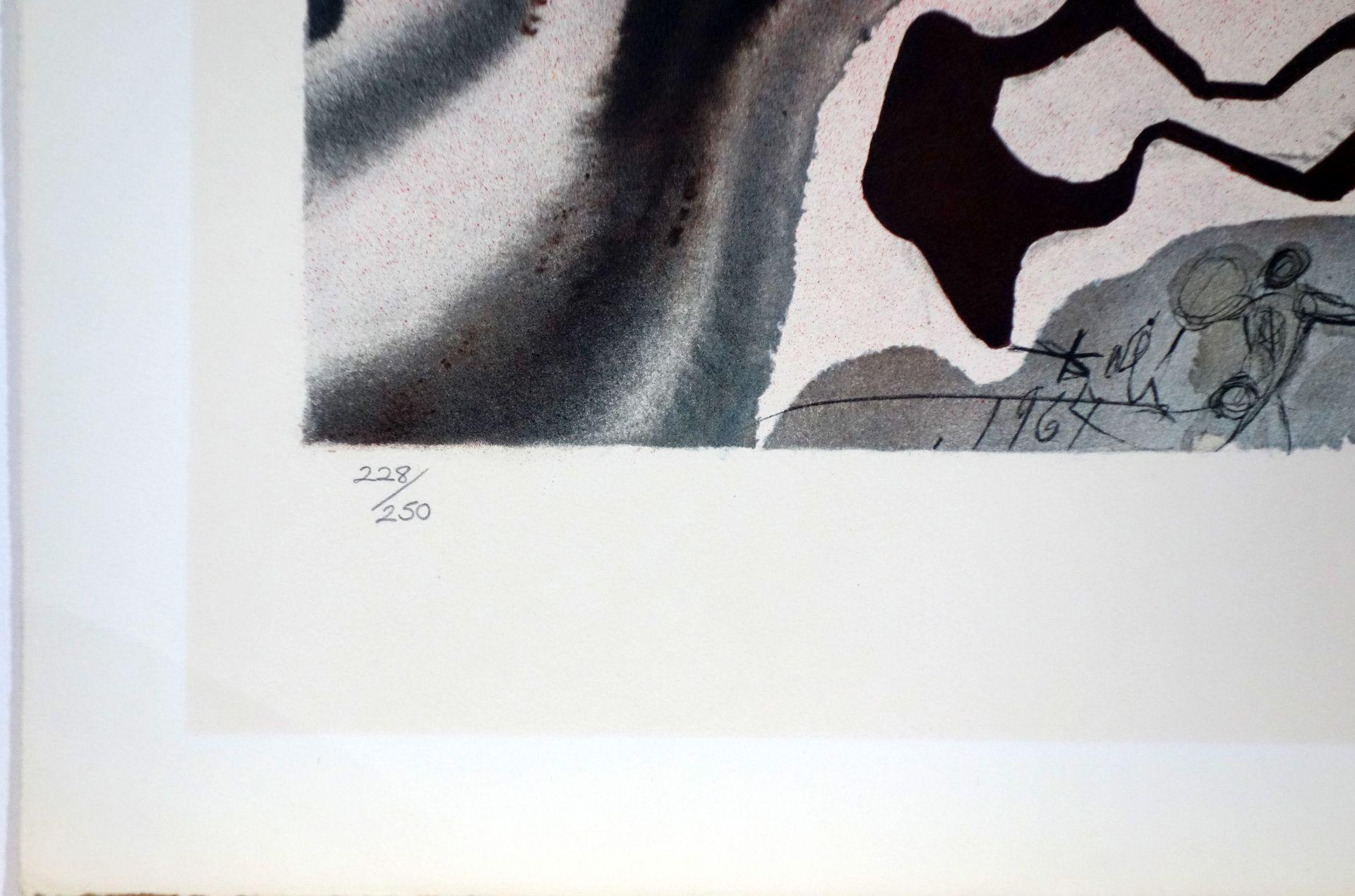 Salvador Dali (1904–1989) An den Ufern der Freiheit (1968) - Bild 3 aus 3