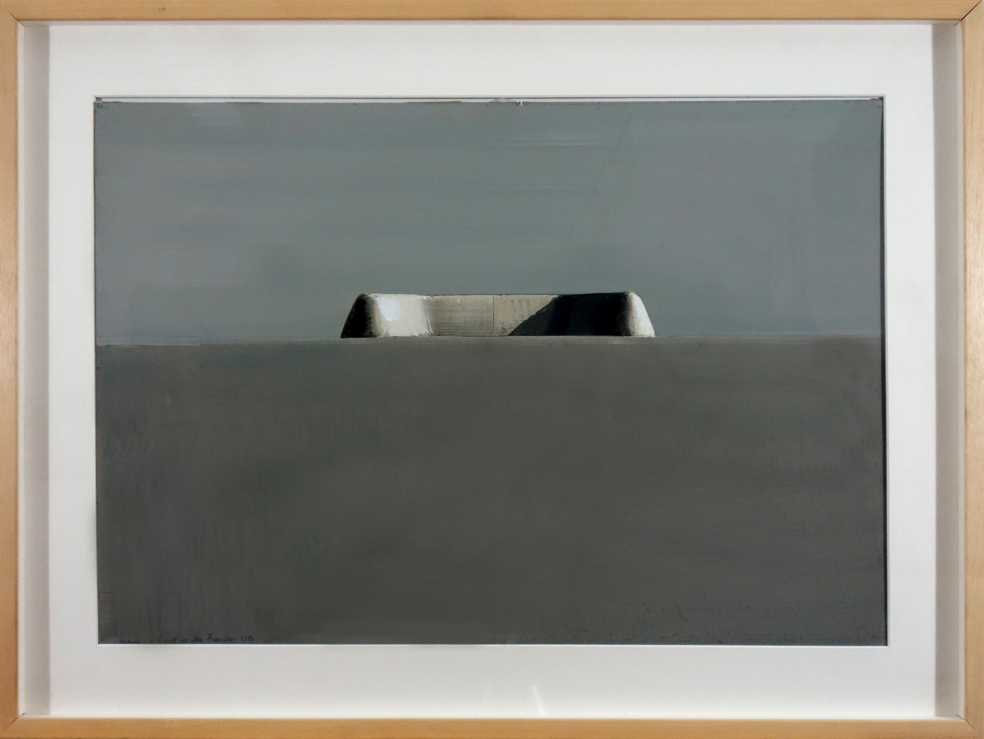 Horia Damian (*1922) Le Projekt de San Francisco (1980) - Bild 2 aus 3
