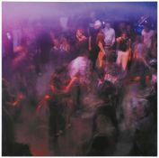 "Farbfotographie Sandra Manngeb. 1970 Groß-Gerau ""Nightlife - 071000-0019"" 2000 verso sign., dat."