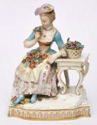 """""""Der Geruch"""", Meissen um 1880. Entw."""