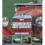 MIKE ALLISON: MG THE MAGIC OF THE MARQUE a definitive guide to the MG